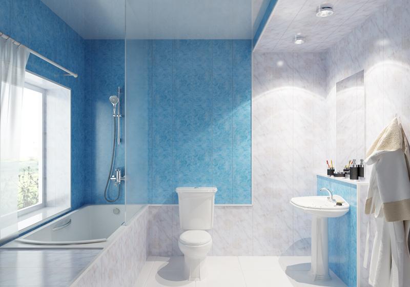 Ванная комната дизайн пластиковыми панелями фото дизайн