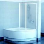 пластиковая для ванной шторка