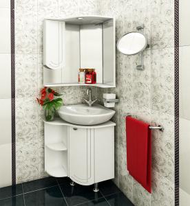 шкафчик подвесной для ванной