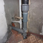 Стояк канализационный