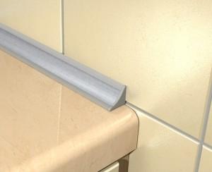 пластиковый бордюр для ванной