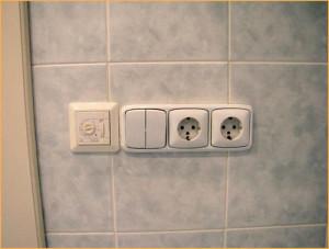 блок выключателей