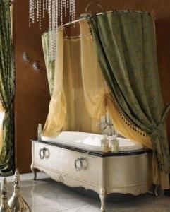 балдахин для ванны