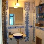 ванная в восточном стиле