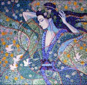 смальтовая мозаика