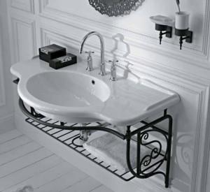 ковка в ванной