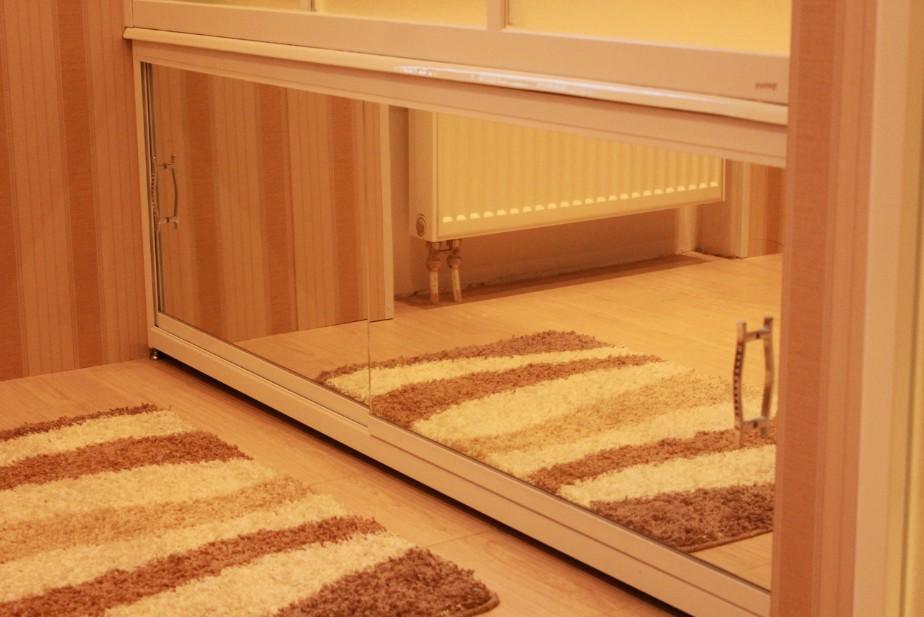 Купить стеновые зеркальные панели для стен из