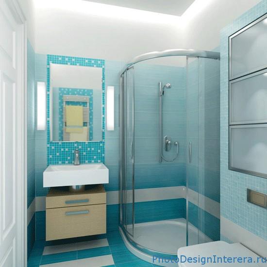 Плитка ванна маленькая дизайн