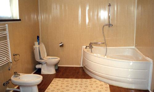 Ванная комната фото из пластиковых панелей своими руками