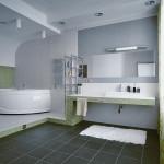 Модерн в ванной