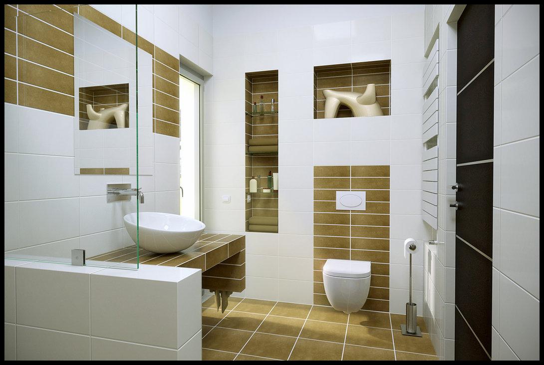 Новые идеи дизайна ванной комнаты фото