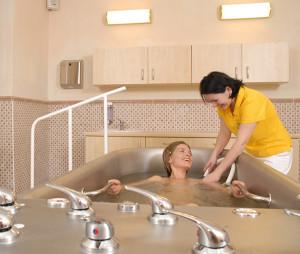 процедура жемчужные ванны