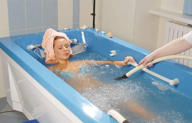 Как влияют радоновые ванны на сперматозоиды