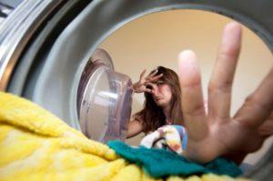 вонь из стиральной машинки