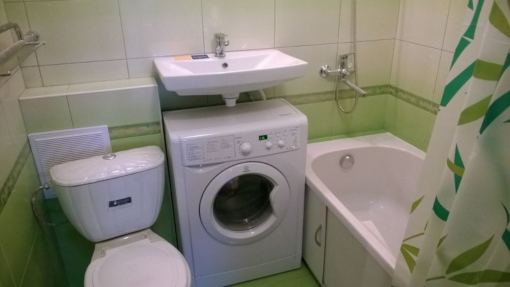 компактная стиральная машина