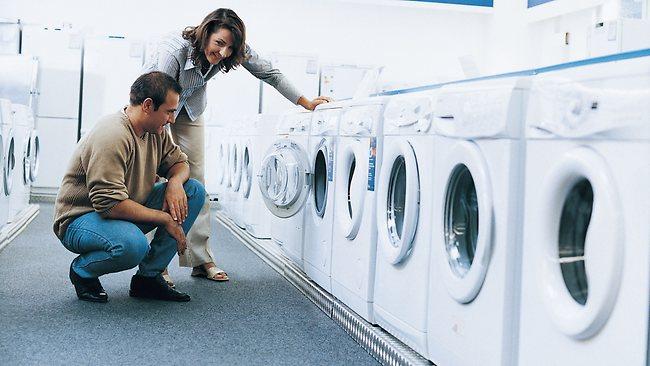 выбирают стиральную машину